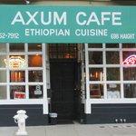 Foto de Axum Cafe