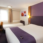 Refurbished rooms - with new beds, large TVs and AV points