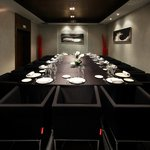 Private lunch spaces