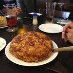 Nice tortilla espanhola