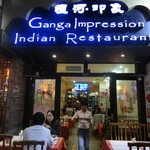 Foto de Ganga Impression Indian Restaurant