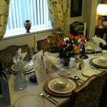 Special occasions at the Tea rooms