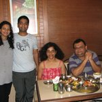 Our Lunch with Marathi/Hindi comady Actor Atul Parchure