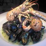 Mussel & Langoustines