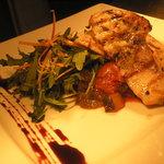 Swordfish & Pepperonata