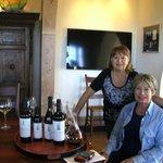 Degustación en Staglin Family con CEO de la Bodega