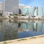 View from Lake Merritt, Oakland, CA - March, 2013