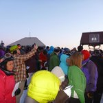Easter Service Top Of Loon Mountain Record Attendance