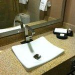 Contemporary sink