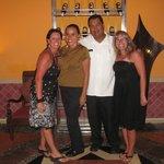 Elizabeth and Ricardo - Mexican restaurant