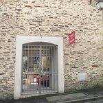 Entrance Musee de Poupees, Josselin