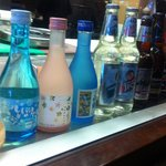 Japanese and American beverages