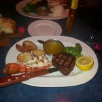 filet and lobster $20 !!