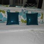 Bedspread...