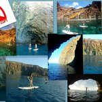 Stand up paddle excursions and waves riding.