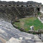 Vista general del teatro