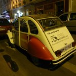 2CV night tour
