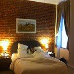 micro habitación con TODO