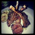 lamb chops ;)