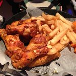 wings n fries