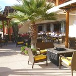 Barcaccia Restaurant - Costa Baja, La Paz - Main area