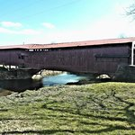 Herrs Mill Covered Bridge