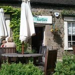 Charlie's Bistro on a nice sunny day!!