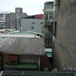 3階の部屋からの眺めです。