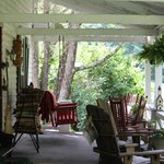 the fabulous porch