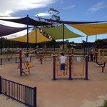 Apple Funpark 6 - Exercise Equipment