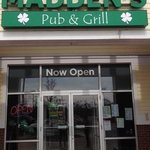 Madden's Pub & Grill in West Falmouth ME - great food and service !