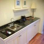 Kitchenette Room 313