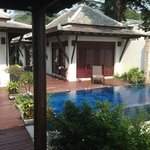 3 bed beach villa