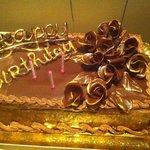 homemade cake...