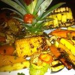 vegetable churrasco
