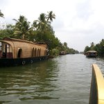 Backwater Ride in Shikara.... provided by Hotel (Chargeable)