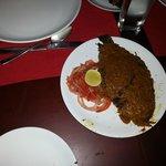 Kareemeen fish....Speciality of Vembanadu lake, Alleppey