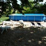 La Piscine - Hors sol 7.5 x 3.5 m -