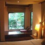 window area of vill plus
