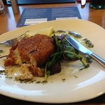 salmon fishcake starter