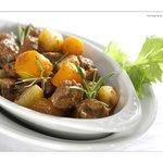 Spezzatino di bovina romagnola ( presidio slow food)