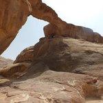 Foto de Wadi Rum Full Moon Camp