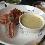 Lobster - excellent