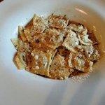 Ravioli in Artichoke sauce