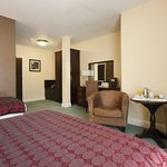 Double & Single Guest Room