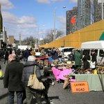 Hell's Kitchen Flea Market, 23 March 2013