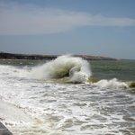 Волны Муйне на пляже Shades Resort
