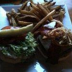 great bbq burger