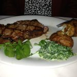 16oz New York Strip Steak (with Yorkshire Pudding from Prime Rib)