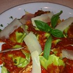 Ravioli spinaci & ricotta